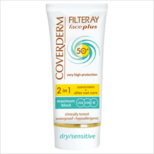 FILTERAY FACE PLUS SPF 50+ DRY SENSITIVE