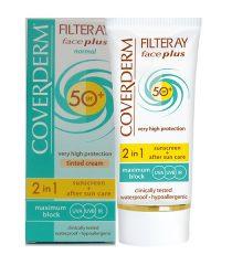 FILTERAY FACE PLUS SPF 50+ NORMAL