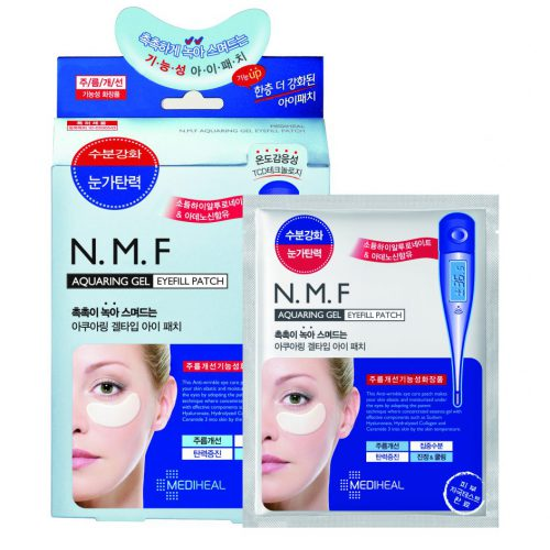 N.M.F Aquaring Gel Eyefill Patch